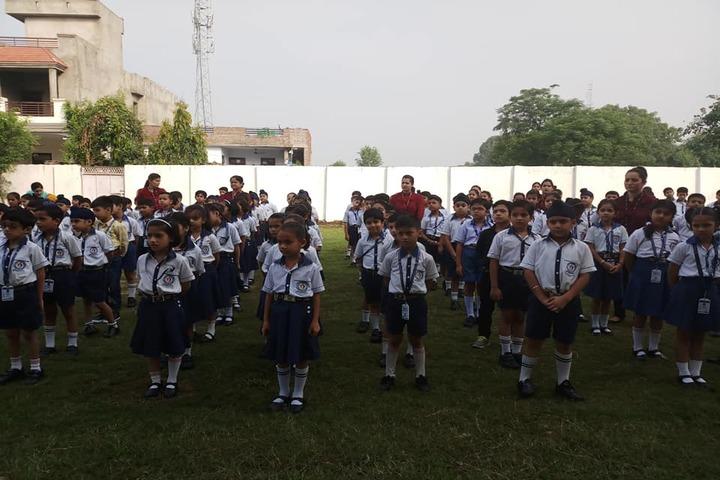 British International School-Independance Day