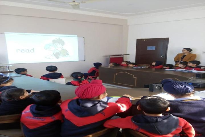 British International School-Seminar