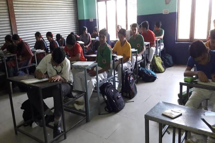 D S HERITAGE SCHOLARS SCHOOL - classroom