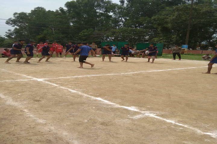 D S HERITAGE SCHOLARS SCHOOL - sports