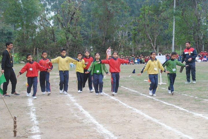 DCM Public School-Activity