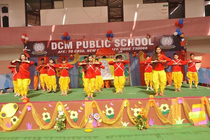 DCM Public School-Annual Day