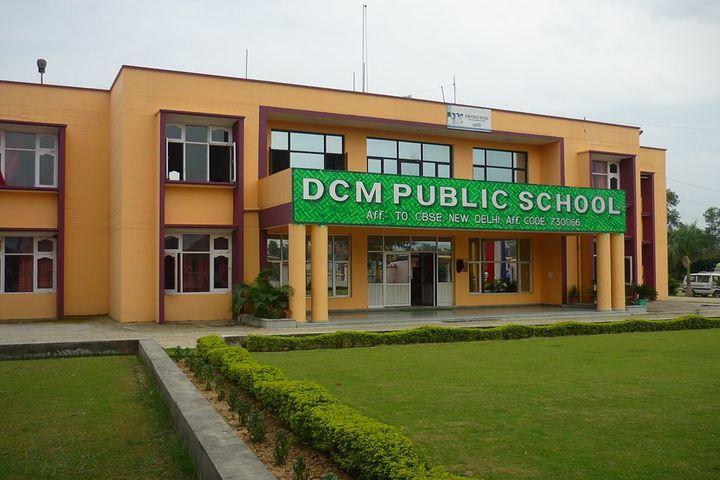 DCM Public School-School Campus