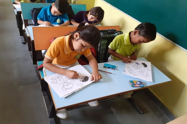 Delhi Public School-Drawing Room