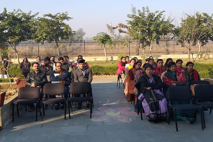 Delhi Public School-Parents Meeting