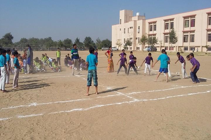Delhi Public School-kabadi