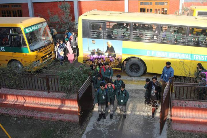 Delhi public School-Bus Transport
