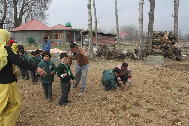 Delhi public School-Field trip