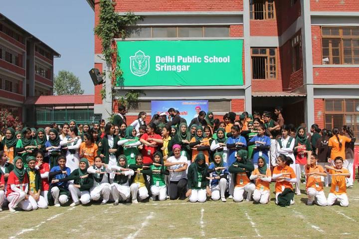 Delhi public School-Running Race