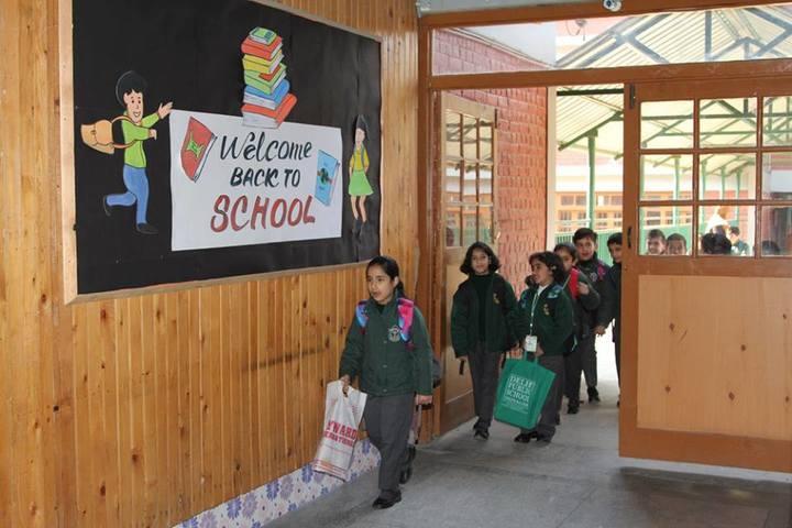 Delhi public School-School Campus
