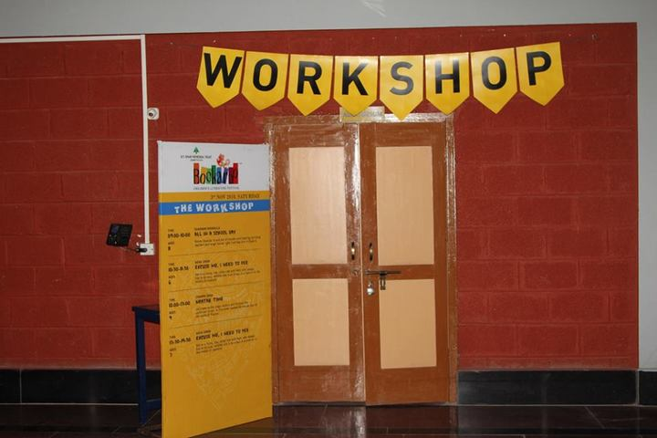 Delhi public School-Workshop