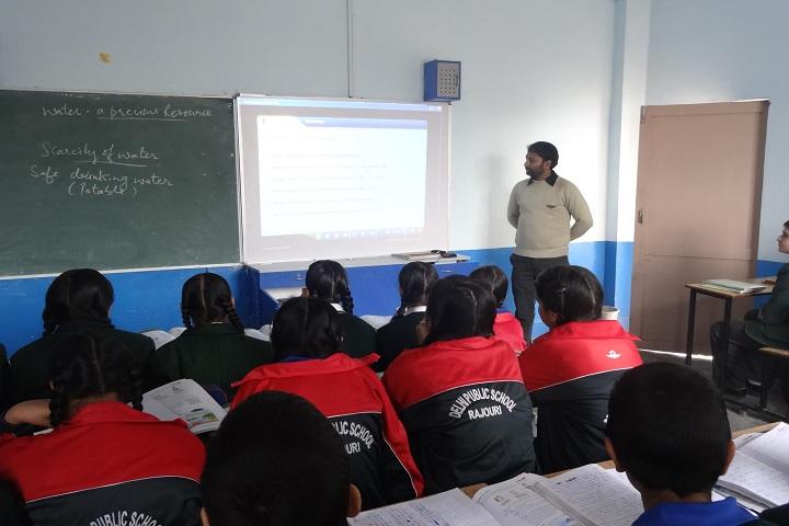 Delhi Public School - AV Class