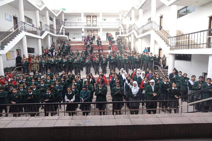 Delhi Public School - Assembly