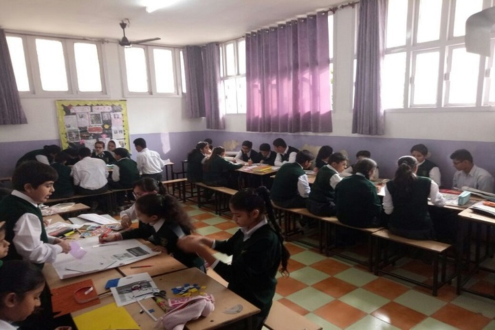Delhi Public School-Essay Compitition