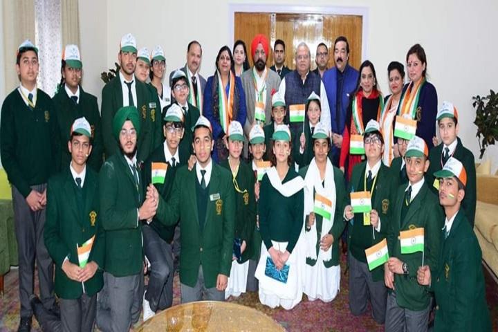 Delhi Public School-Independance Day