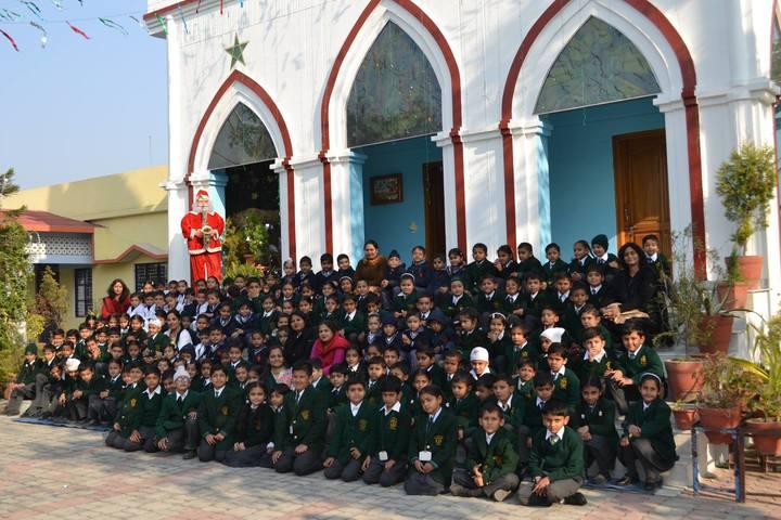 Delhi Public School-Christmas