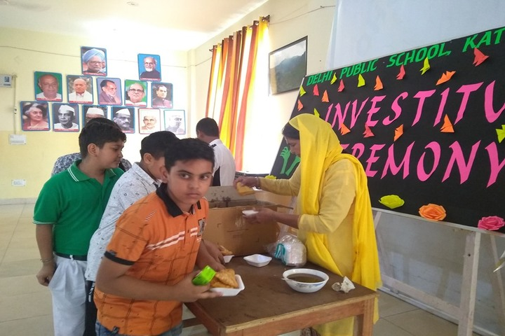 Delhi Public School-Food Festival