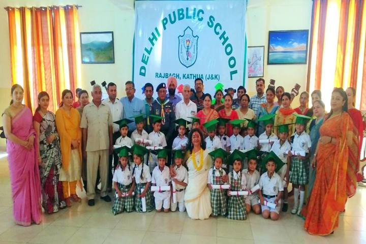 Delhi Public School-Graduation Day