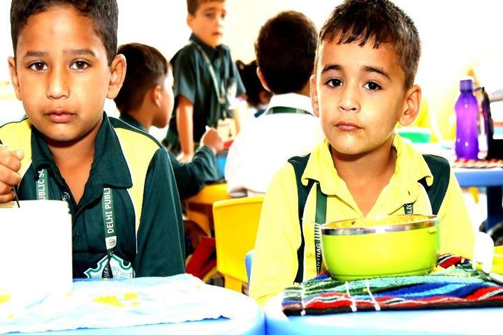Delhi Public School-Lunch