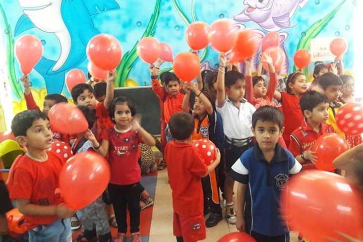 Delhi Public School-Childrens day
