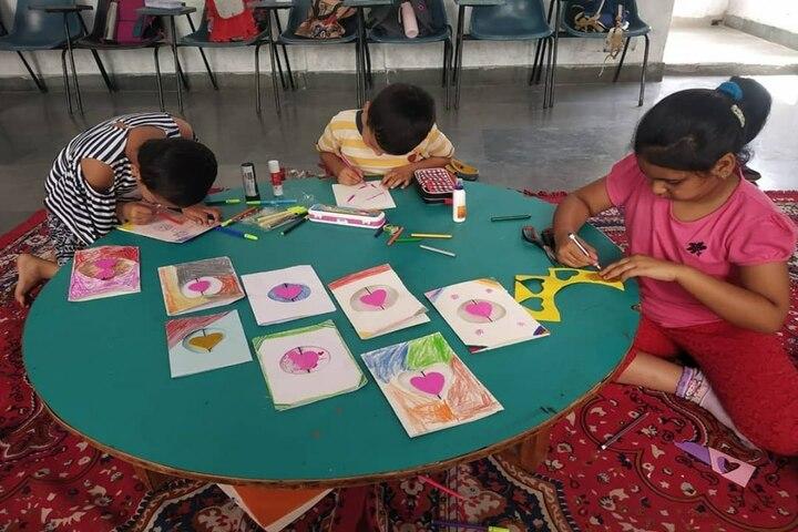 Delhi Public School-School -Art