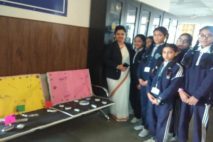 Delhi Public School-School -Science Exhibition