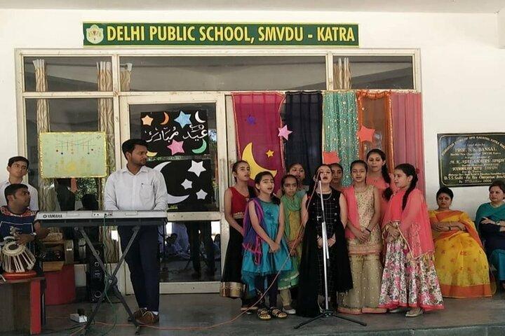 Delhi Public School-School -Singing compitition