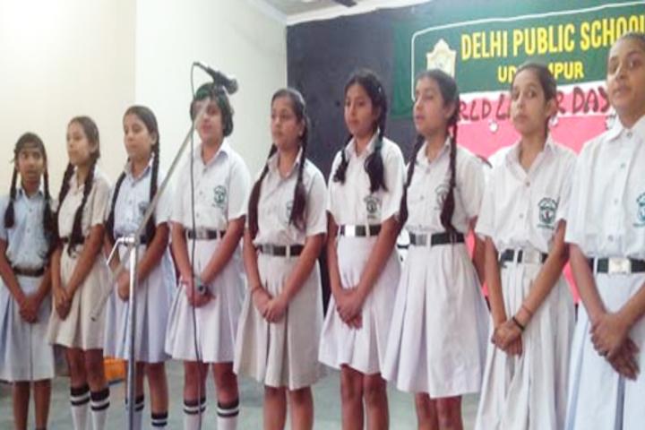 Delhi public School-Assembly Song