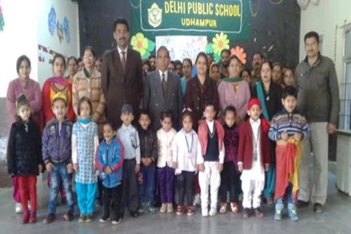 Delhi public School-Bus Childrens Day