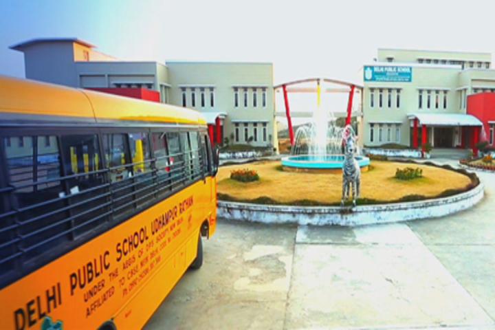 Delhi public School-Bus Transport