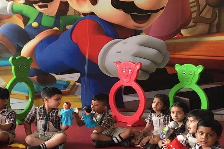Delhi public School-Playing Room