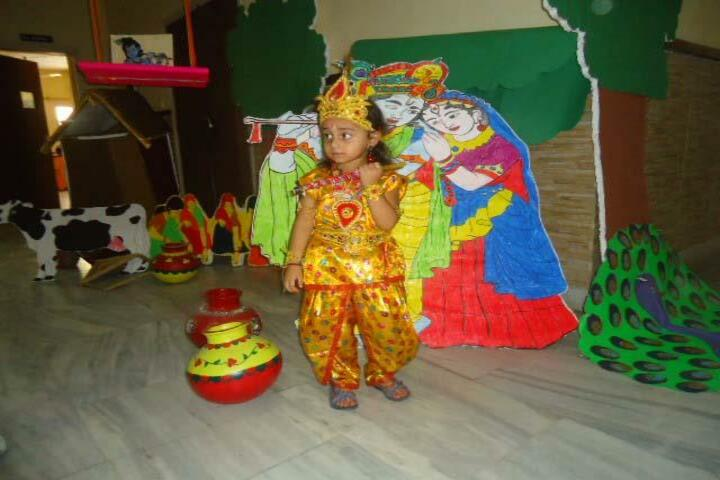 GD Goenka Public School-Janamashtmi