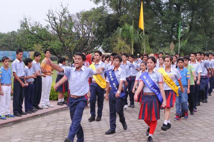 GD Goenka Public School-March 1st