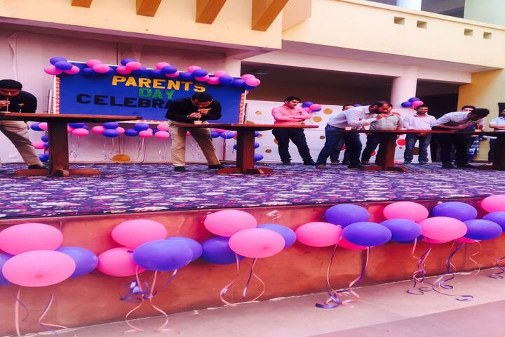 GD Goenka Public School-Parents Day