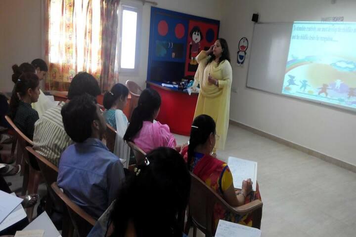 GD Goenka Public School-Seminar