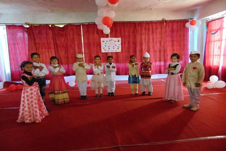 Galaxy Public School-Childrens Day