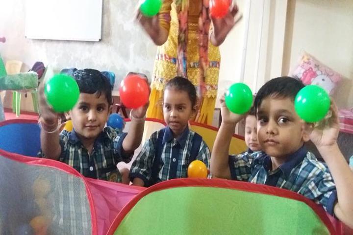 Galaxy Public School-Play Room