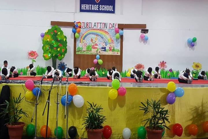 Heritage School-Annual day