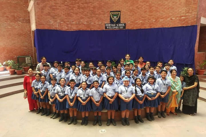 Heritage School-Childrens Day