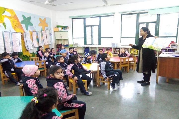 Heritage School-Class Room