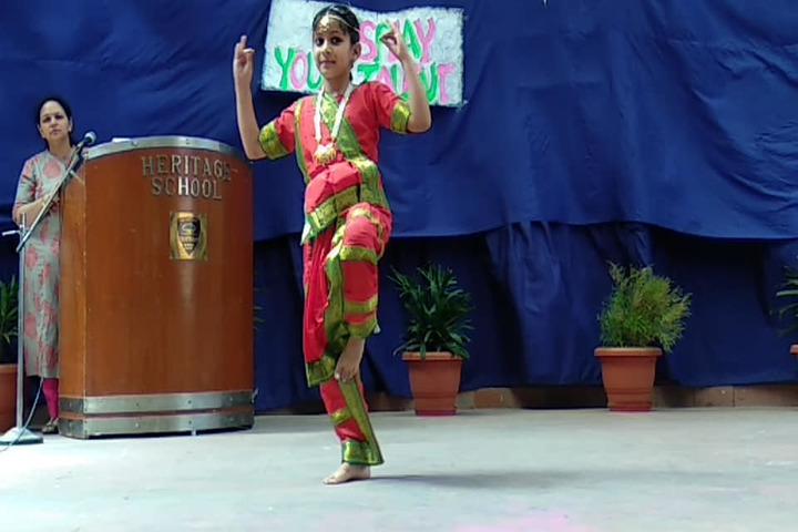 Heritage School-Dance