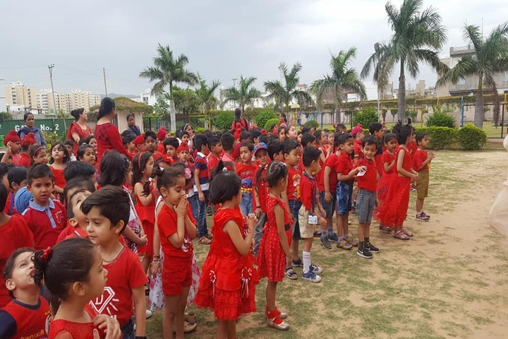 Heritage School-Red Day