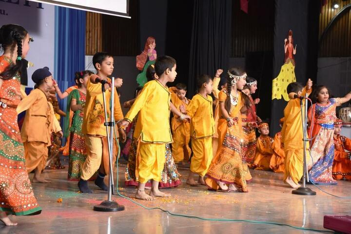 JK Public School-Annual Day