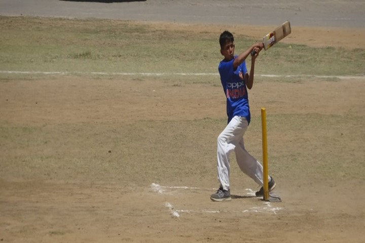 JK Public School-Cricket