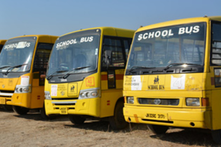 JP World School-Bus Transport