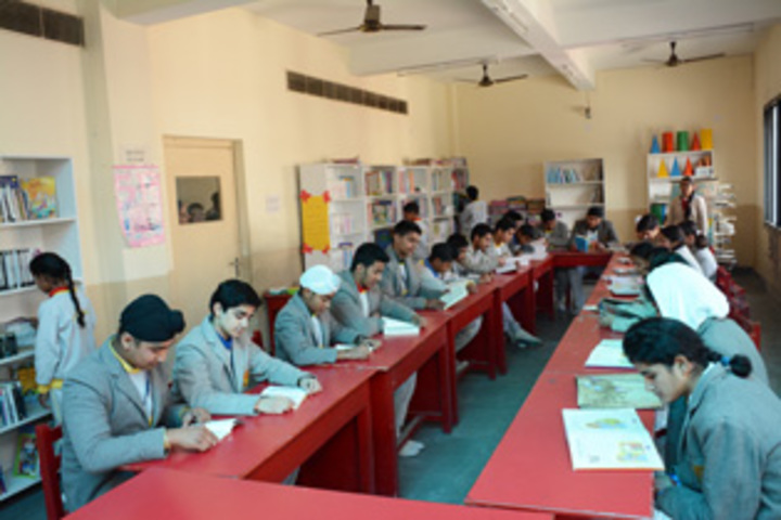 JP World School-Library