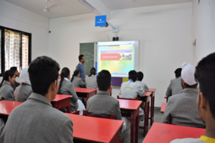 JP World School-Seminar Hall