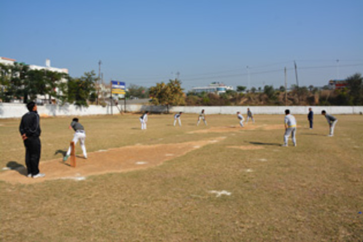 JP World School-Sports