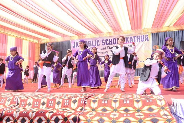 JK Public School-Dance