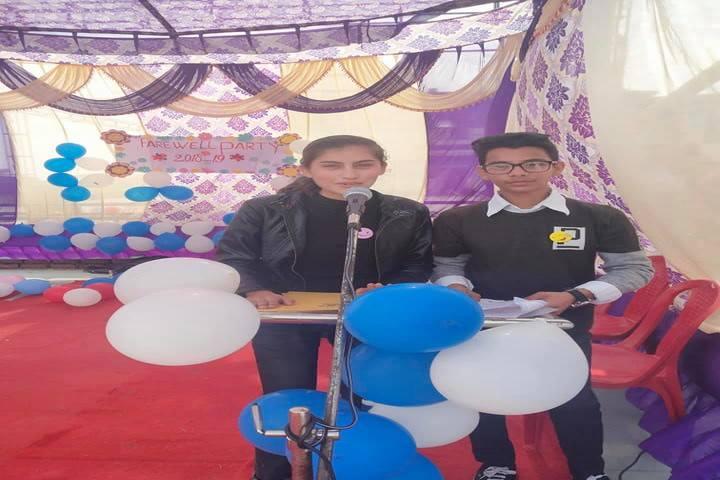 JK Public School-Farewall Party